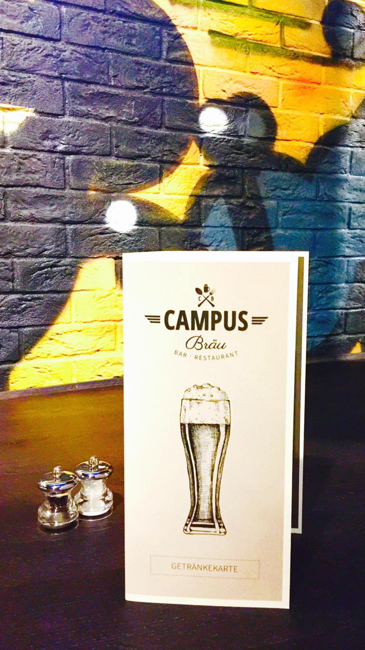 Campus Bräu Kulinarik Trifft Interieur Location Mit Ambiente Und